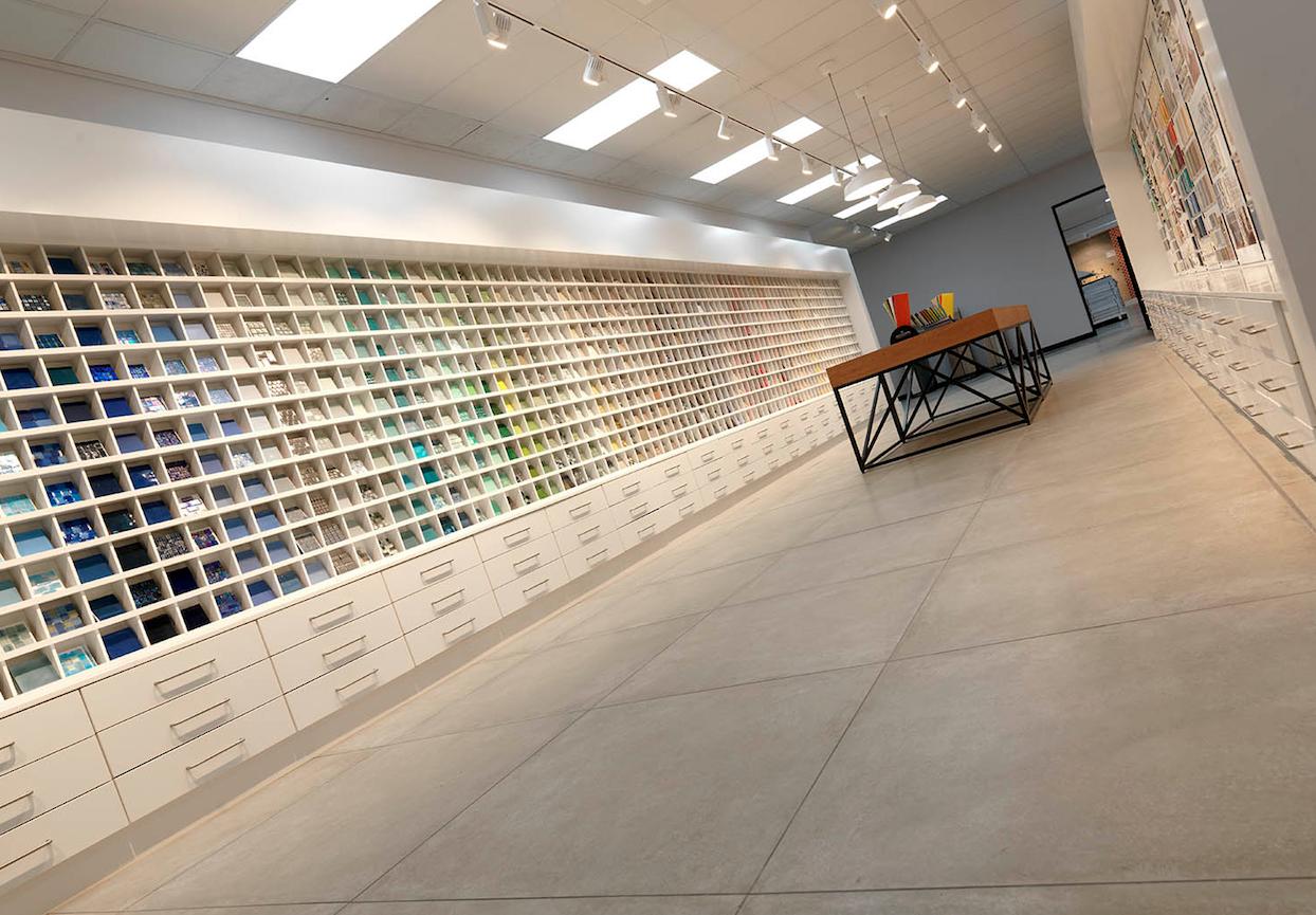 Original Style Tile Showroom Interior
