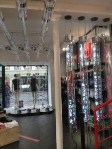 Store spot, Paris