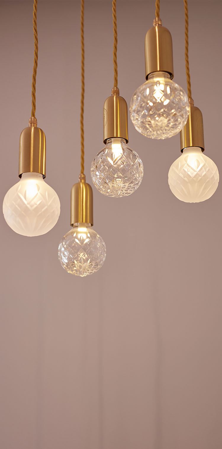 Decorative Hanging Lightbulbs