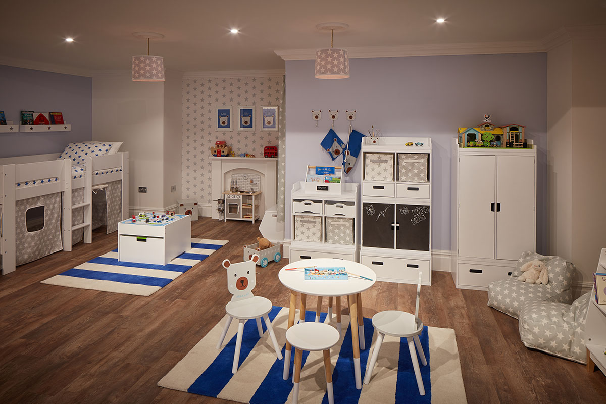 Great Little Trading Company Retail Showroom - Children's Bedroom