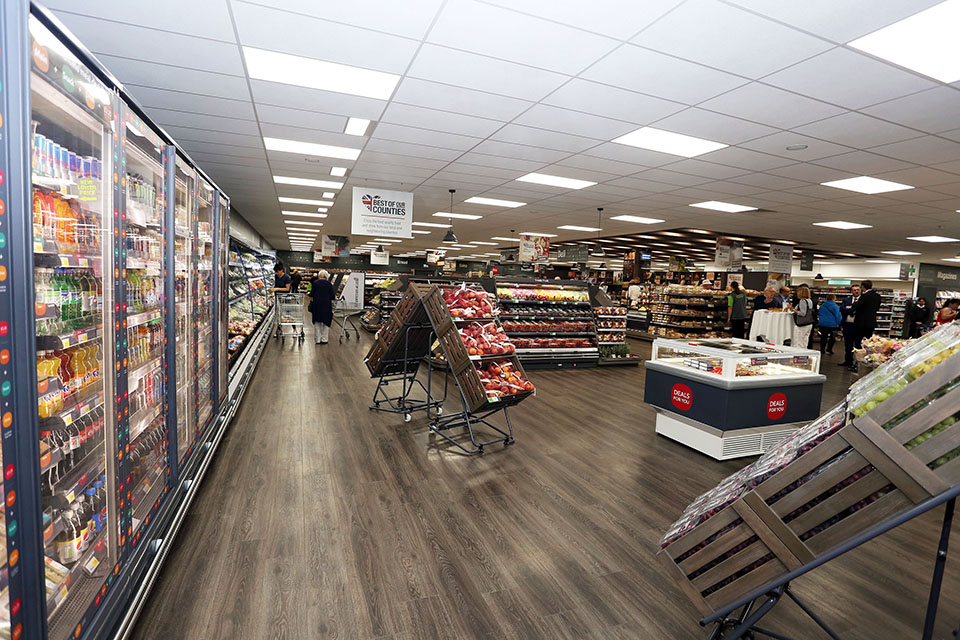 Midcounties Co-operative Retail Interior