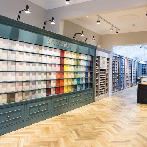 New Store Farrow & Ball Germany
