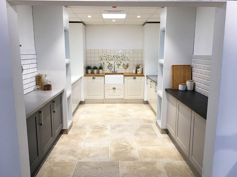Original Style Kitchen Tile Showroom