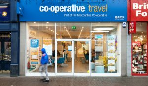 coop travel store front