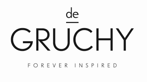 black and white de gruchy logo