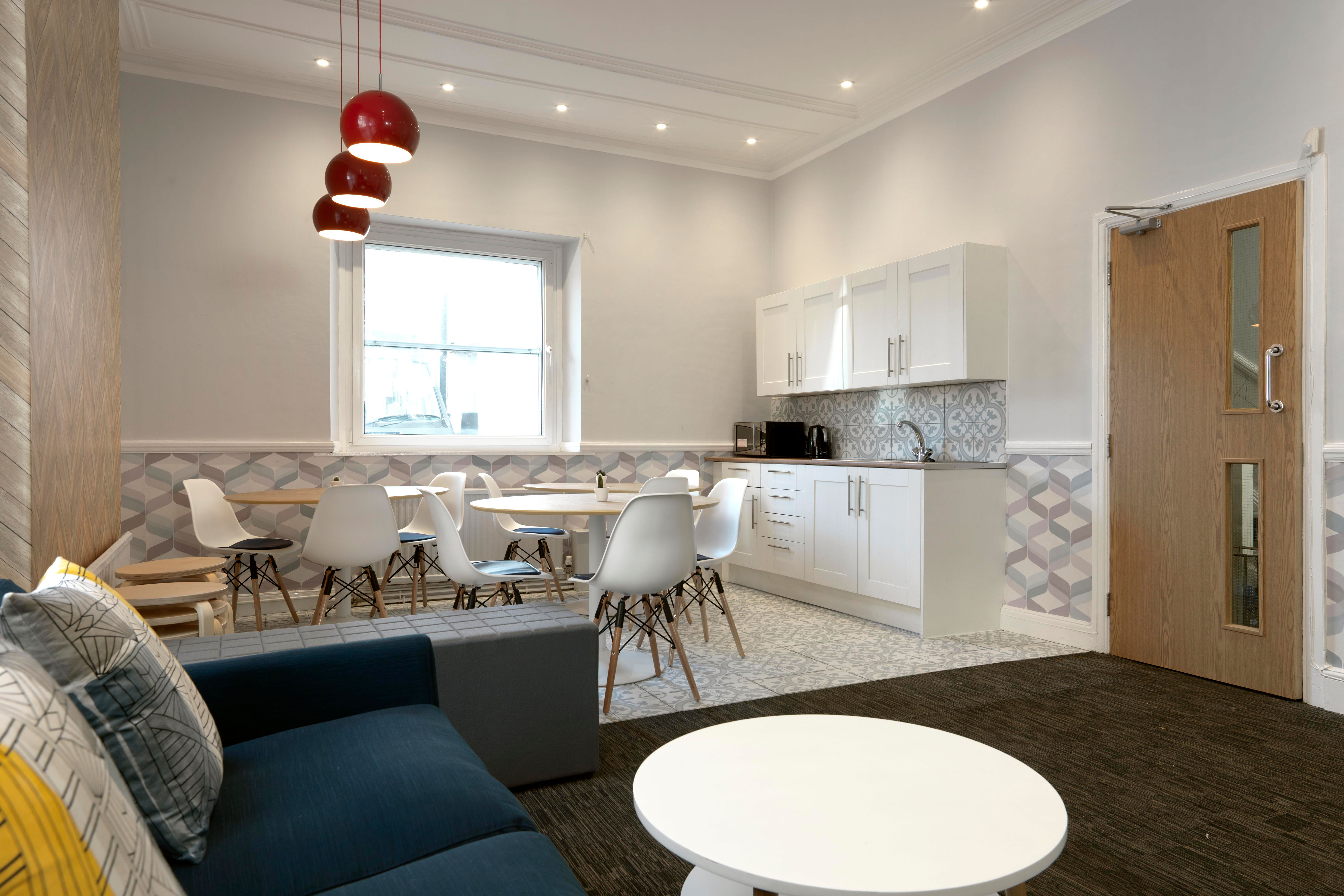 Celtic English Academy Kitchen Interior