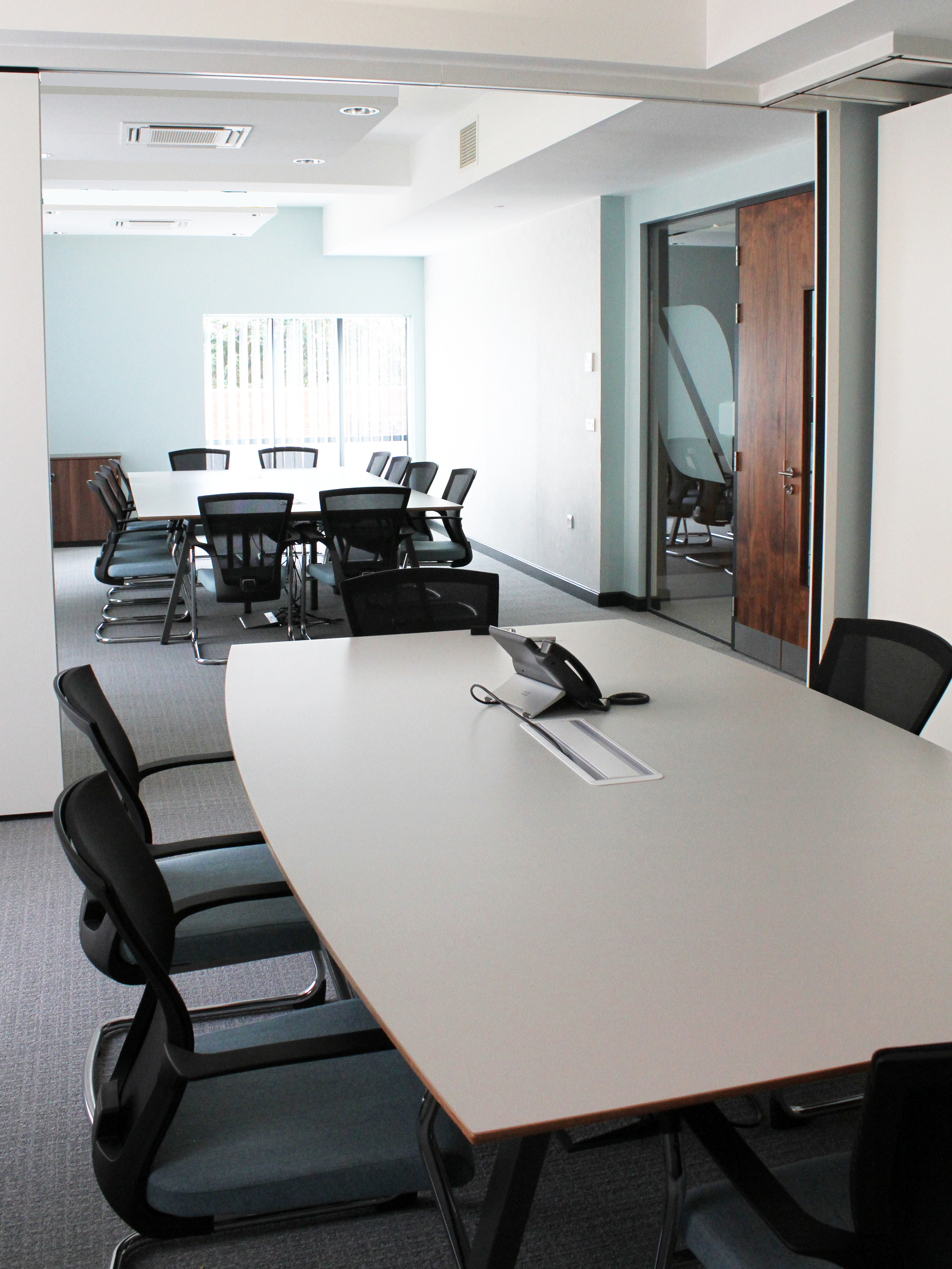 Porter Dodson Solicitors Meeting Room Interior