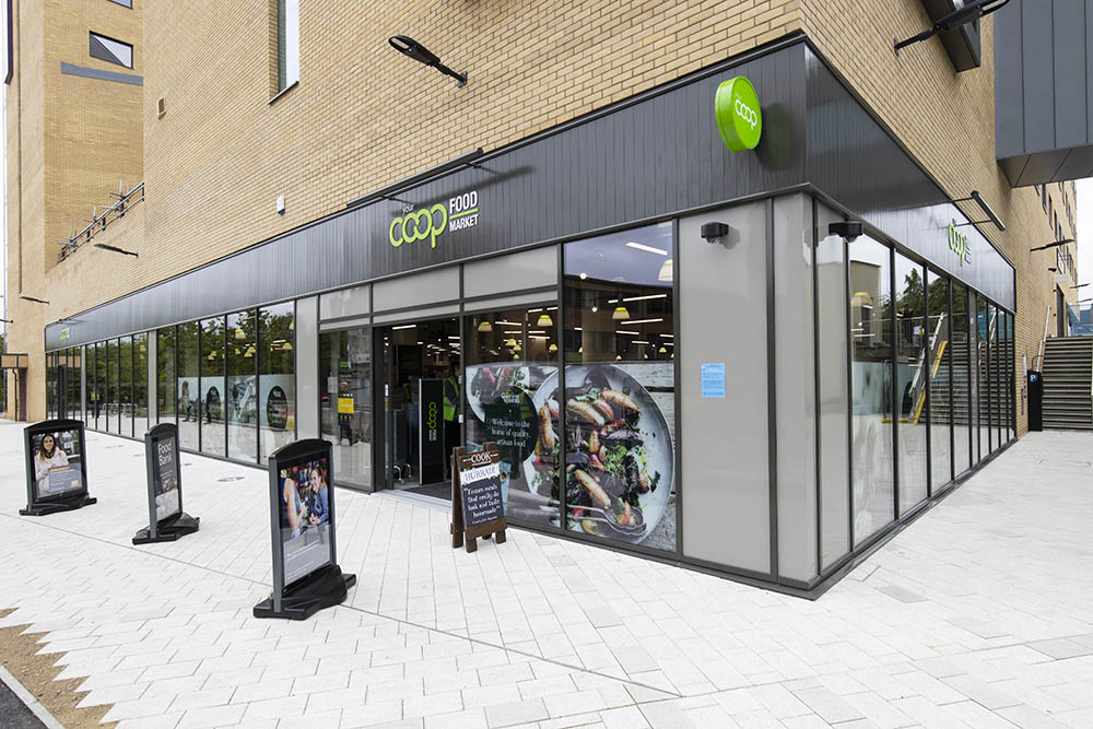 Coop Food Market Fit Out