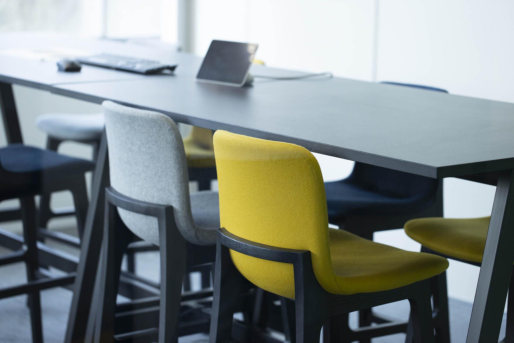 Workplace design colour psychology
