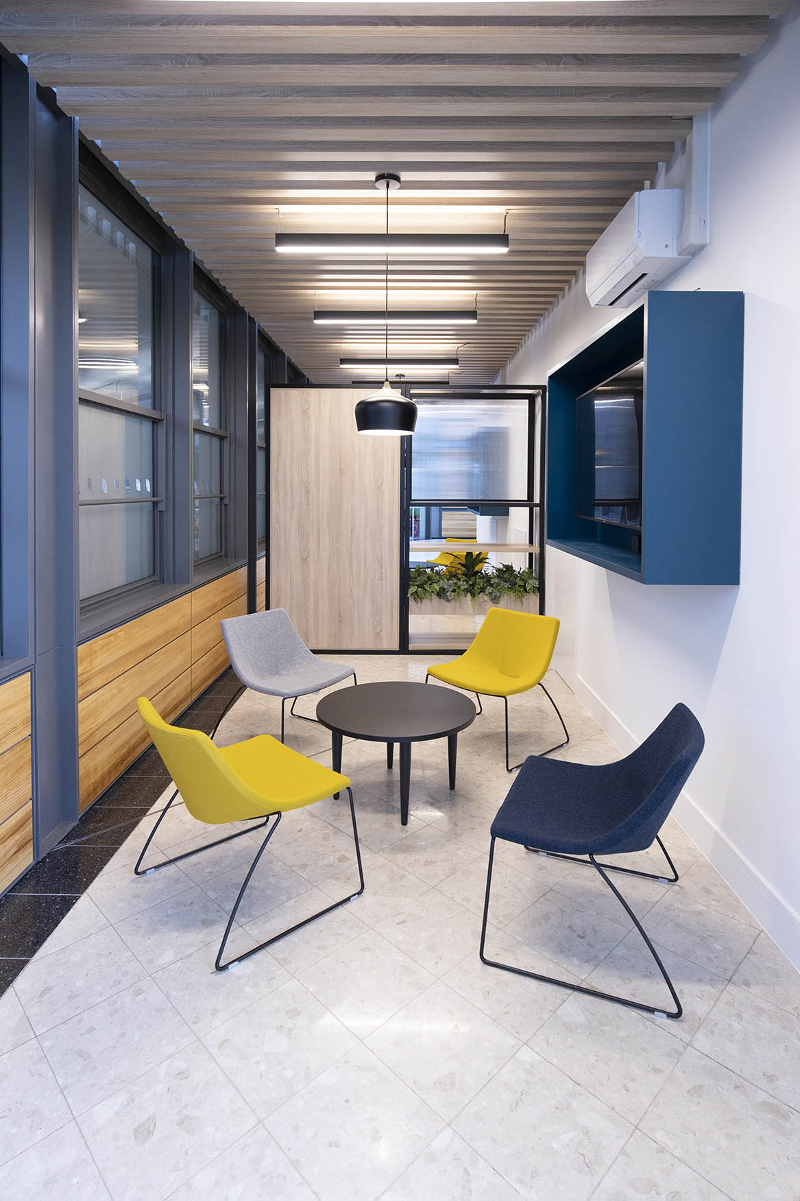 Office & Financial fit out