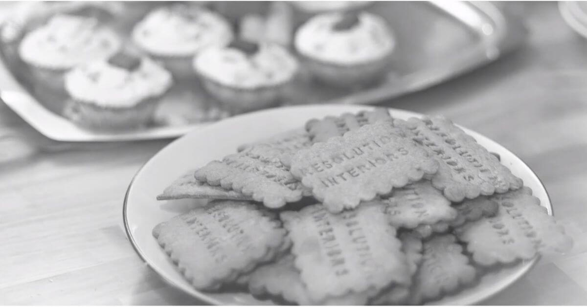 biscuits which say resolution interiors